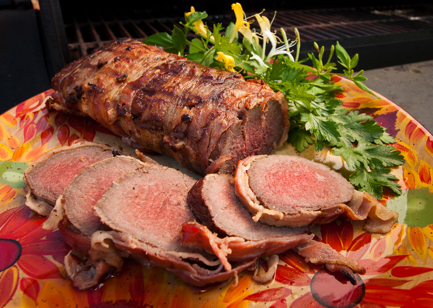 Grilled venison is a healthy protien for your family.